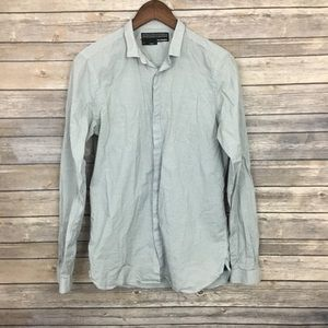 7a03a4e5a8 The Kooples Shirts | Mens Washed Denim Shirt | Poshmark